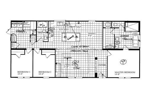 the cowboy clayton floor plans 500x341